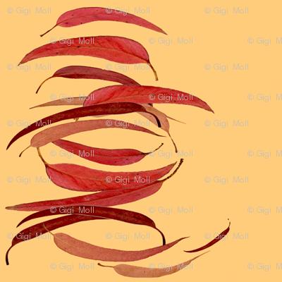 Leaf pile fiesta