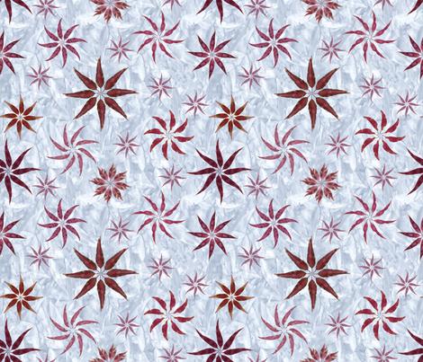 eucalyptus_leaves fabric by pavlovais on Spoonflower - custom fabric