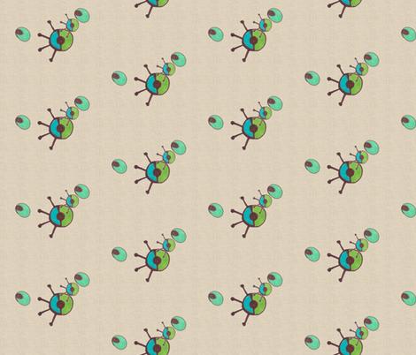 Family Tree COMP-320 fabric by kkitwana on Spoonflower - custom fabric