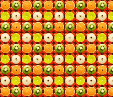 fruitadots fabric by mytinystar on Spoonflower - custom fabric