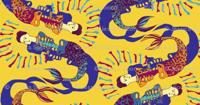 Sirenas - Gold