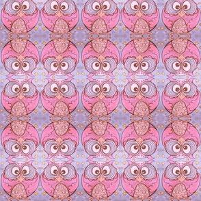Retro-owl