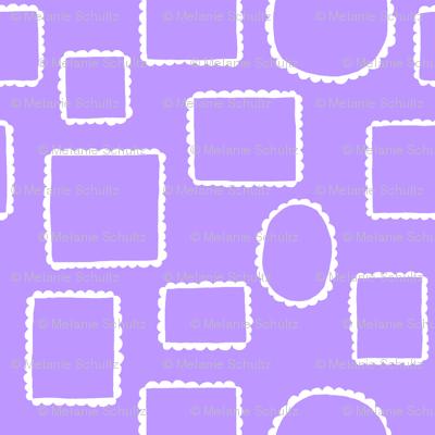 Lace, in Purple