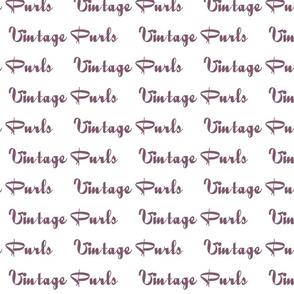 Vintage Purls Logo