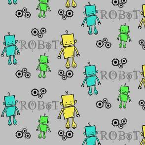 Corbin's Robots