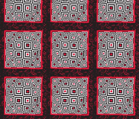 Lens fabric by blue_jacaranda on Spoonflower - custom fabric
