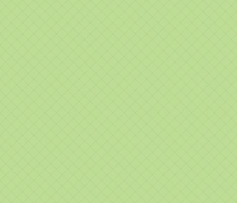 Green Crisscross fabric by audreyclayton on Spoonflower - custom fabric