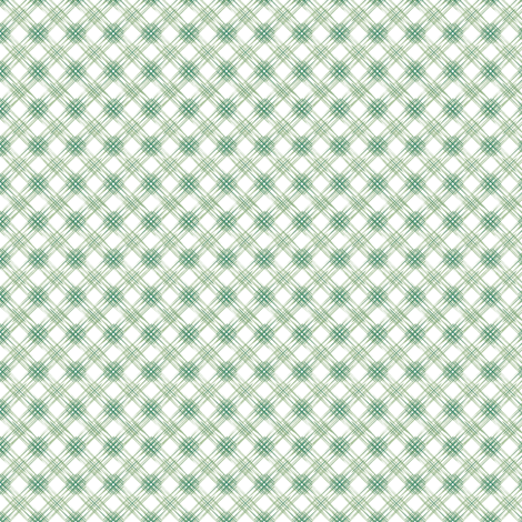 Multi Diamonds - Mint fabric by kristopherk on Spoonflower - custom fabric