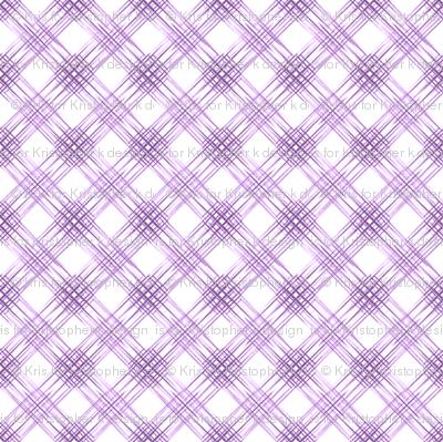 Multi Diamonds - Purple