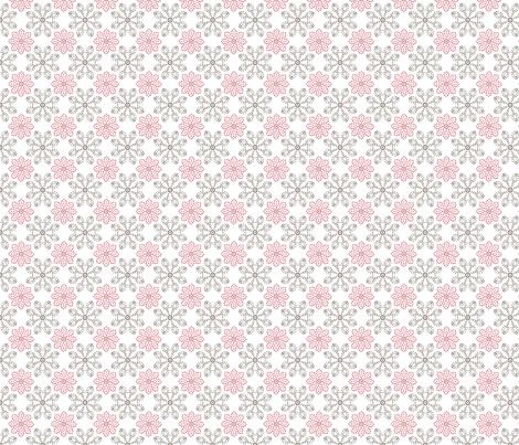 Multi Dots - Pink fabric by kristopherk on Spoonflower - custom fabric