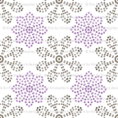 Multi Dots - Purple