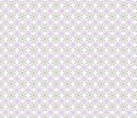 Multi Dots - Purple fabric by kristopherk on Spoonflower - custom fabric