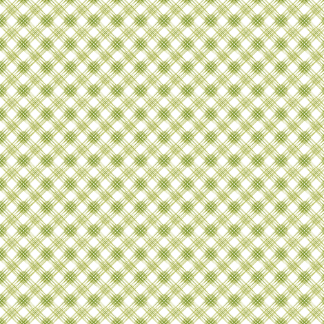 Multi Diamonds - Green fabric by kristopherk on Spoonflower - custom fabric