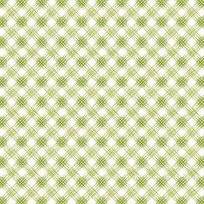 Multi Diamonds - Green