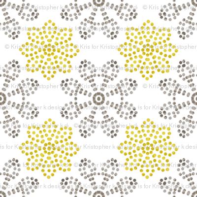 Multi Dots - Yellow