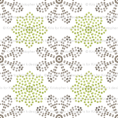 Multi Dots - Green