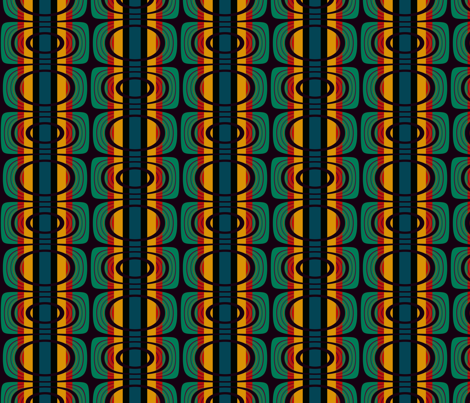 Birdbrain fabric by ormolu on Spoonflower - custom fabric