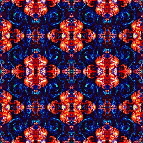 Flashy9 fabric by grannynan on Spoonflower - custom fabric