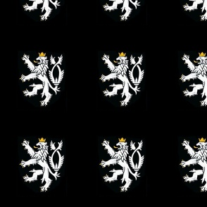 Czech lion symbol