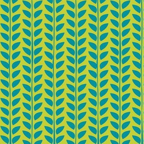 green leafy goodness