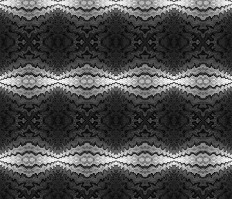 gnarlines fabric by winter on Spoonflower - custom fabric
