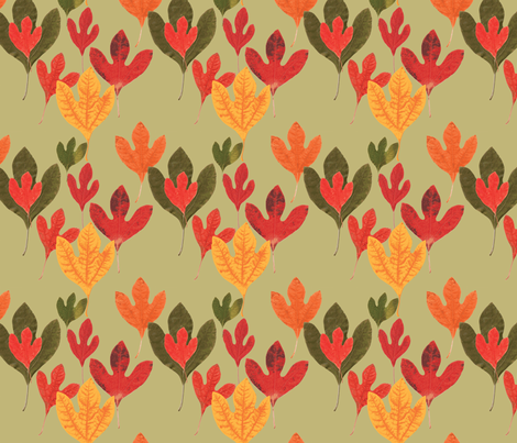 Sassafras Stripes fabric by vinpauld on Spoonflower - custom fabric