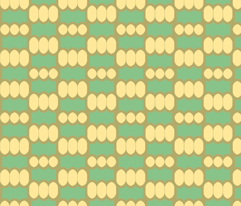 mocha_drops fabric by holli_zollinger on Spoonflower - custom fabric