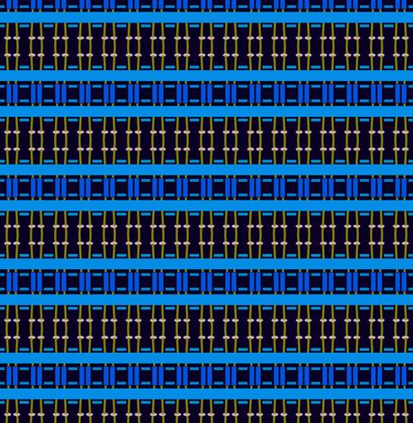 Abacus Plaid fabric by boris_thumbkin on Spoonflower - custom fabric