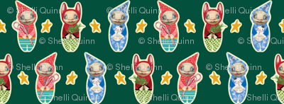 Holiday Imps | GREEN