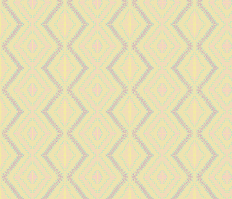 Vanilla Ripple fabric by not-enough-time on Spoonflower - custom fabric
