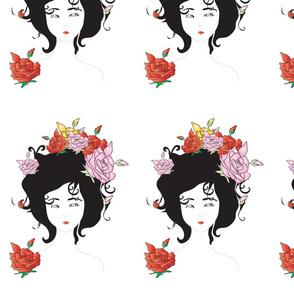 rosehair