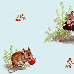 Woodland Mice