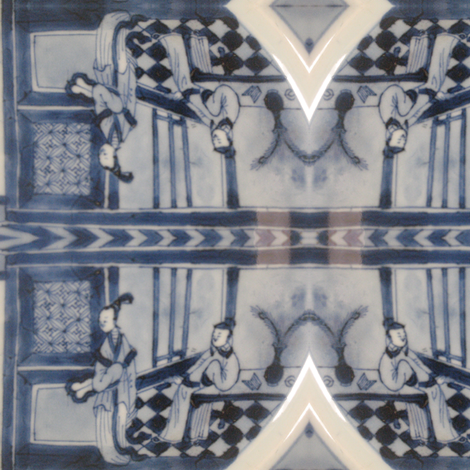 IMG_0770 - Antique #19 - Chinese Porcelain Detail fabric by mmc2010 on Spoonflower - custom fabric