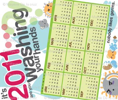 2011 Germ Calendar