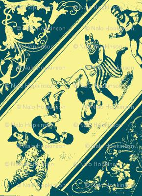 Circus-tumblers