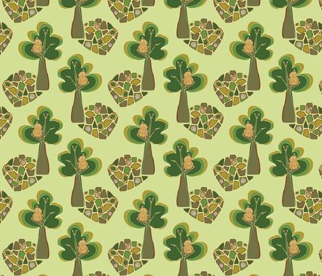 Hoot fabric by rubysky on Spoonflower - custom fabric