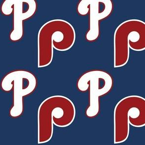 """Phillies """"P"""""""