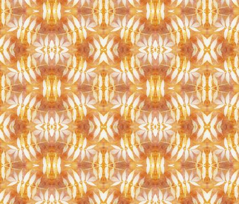 Sumac leaf print fabric by donna_kallner on Spoonflower - custom fabric