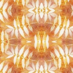 Sumac leaf print