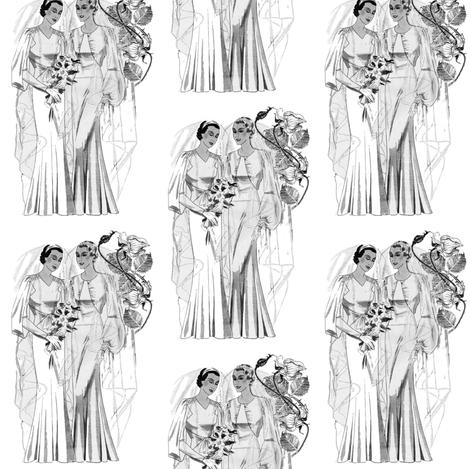 Ladies' Choice fabric by nalo_hopkinson on Spoonflower - custom fabric
