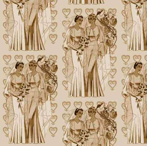 The Rainbow is Enuff fabric by nalo_hopkinson on Spoonflower - custom fabric