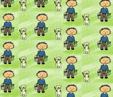 Boy's Life fabric by qpdoll on Spoonflower - custom fabric