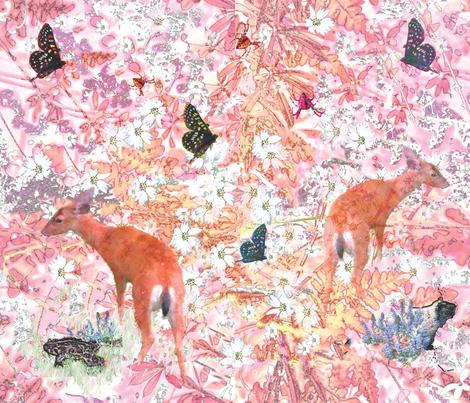 FieldWorkFantasy (CMYK) fabric by megrosesews on Spoonflower - custom fabric