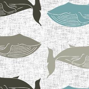 whale linen