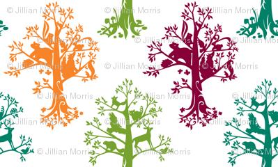 Forest Spirits