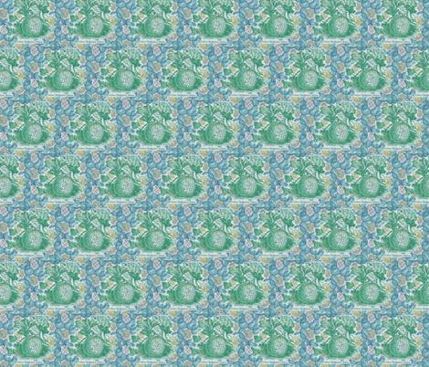 granny_melon fabric by zega on Spoonflower - custom fabric