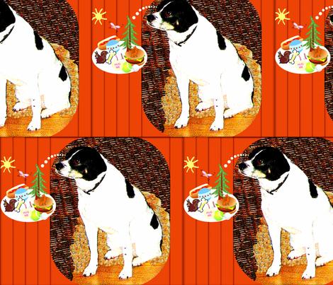 Jonathan's Jasmine fabric by robin_rice on Spoonflower - custom fabric