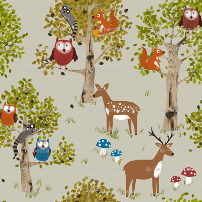 woodland_friends