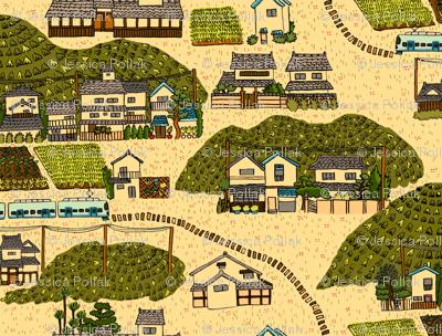 Kyoto Surroundings