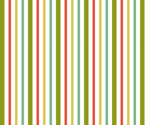 stripes fabric by printablecrush on Spoonflower - custom fabric